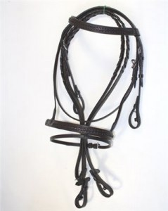BRIDLE-FLASH-BRAIDED-F-SIZE
