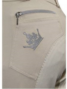 Equileisure full seat woven breeches