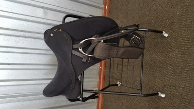 FLEXI RIDER DRESSAGE SADDLE