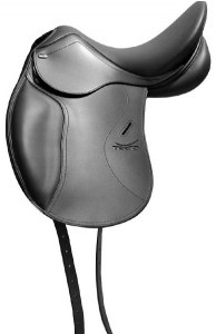 Tekna-Pony-Dressage-Saddle