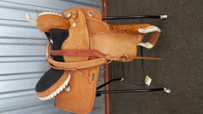 WESTERN SADDLE TAN