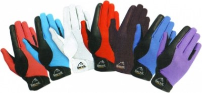 horse tech colour gloves