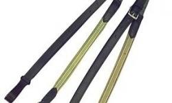 Leather and Elastic Side Reins