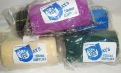 Vet Wrap in Assorted Colours